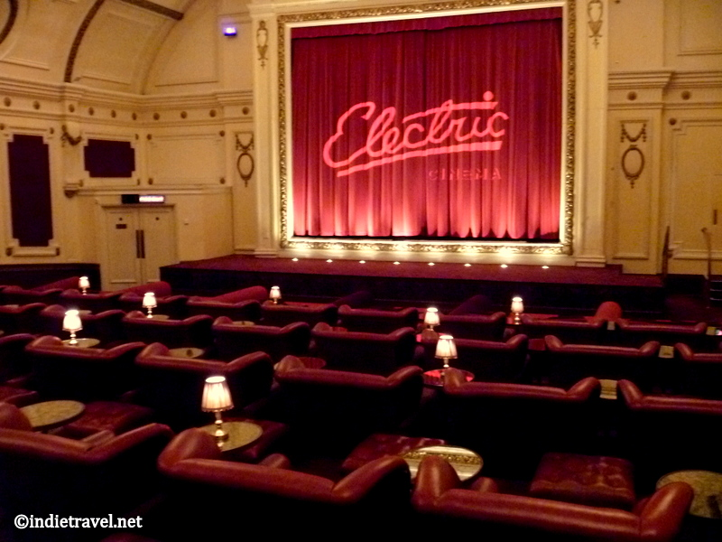 Electric Cinema london