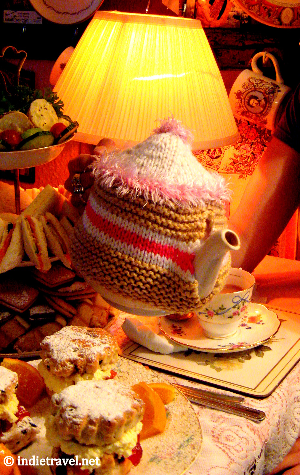Tea Cosy Brighton