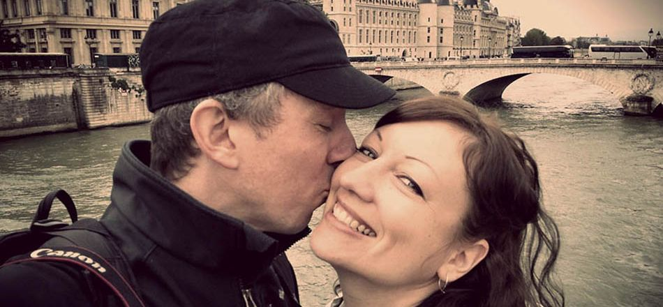 Dalene & Pete Heck Top ten Travel Couples Blogs