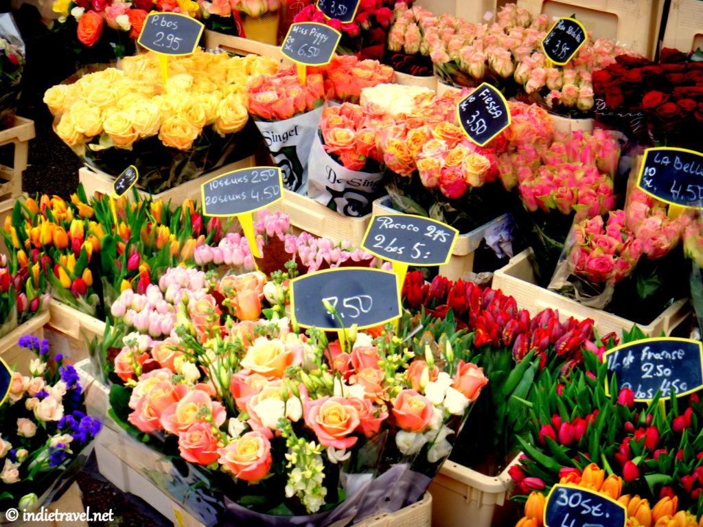 Colombia Flower Market