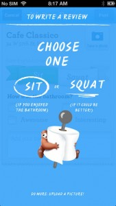 sit or squat app