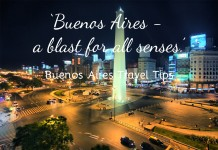Buenos Aires Travel Tips