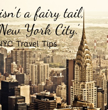 NYC Travel Tips