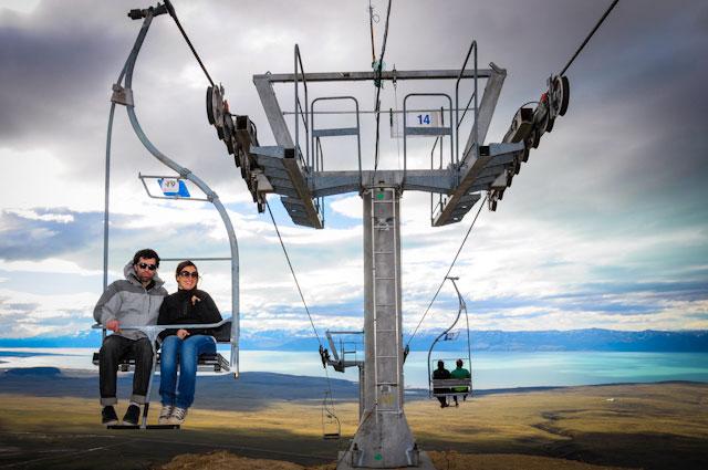 How to get to El calafate