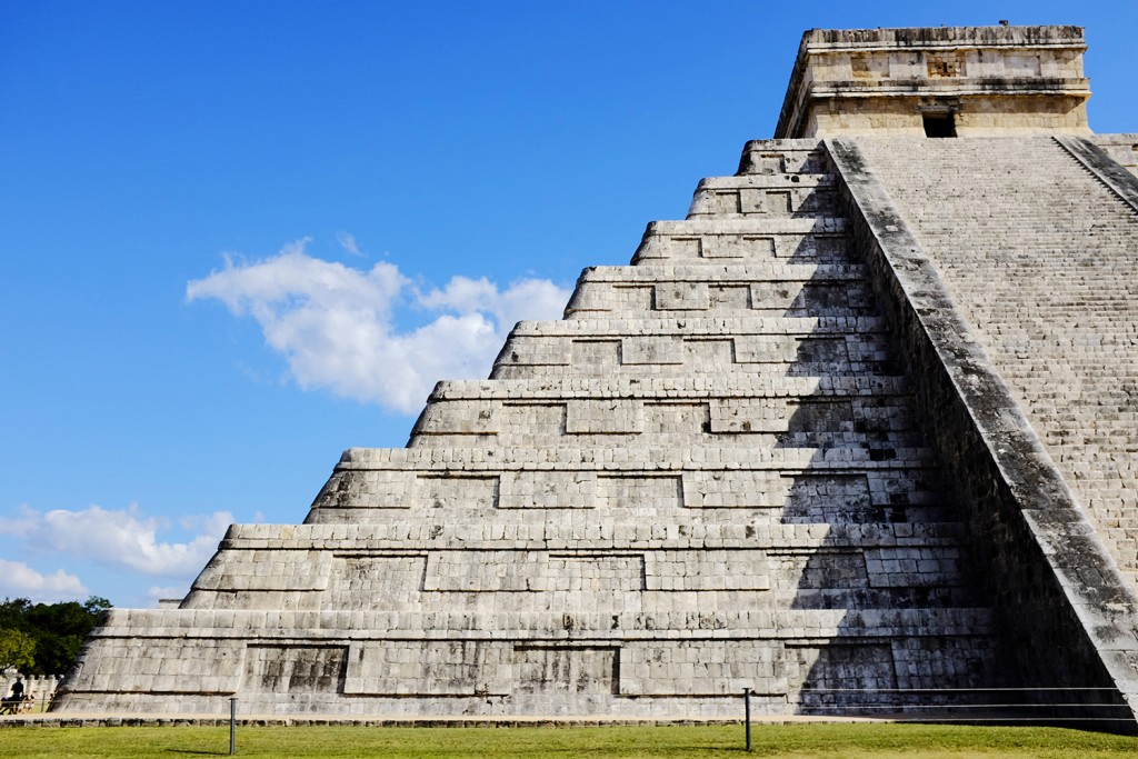 Chichen Itza (Photo: Michelle Rae Uy)