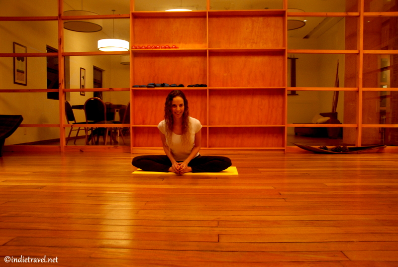 Yoga Room at Sheraton Colonia Golf & Spa Resort