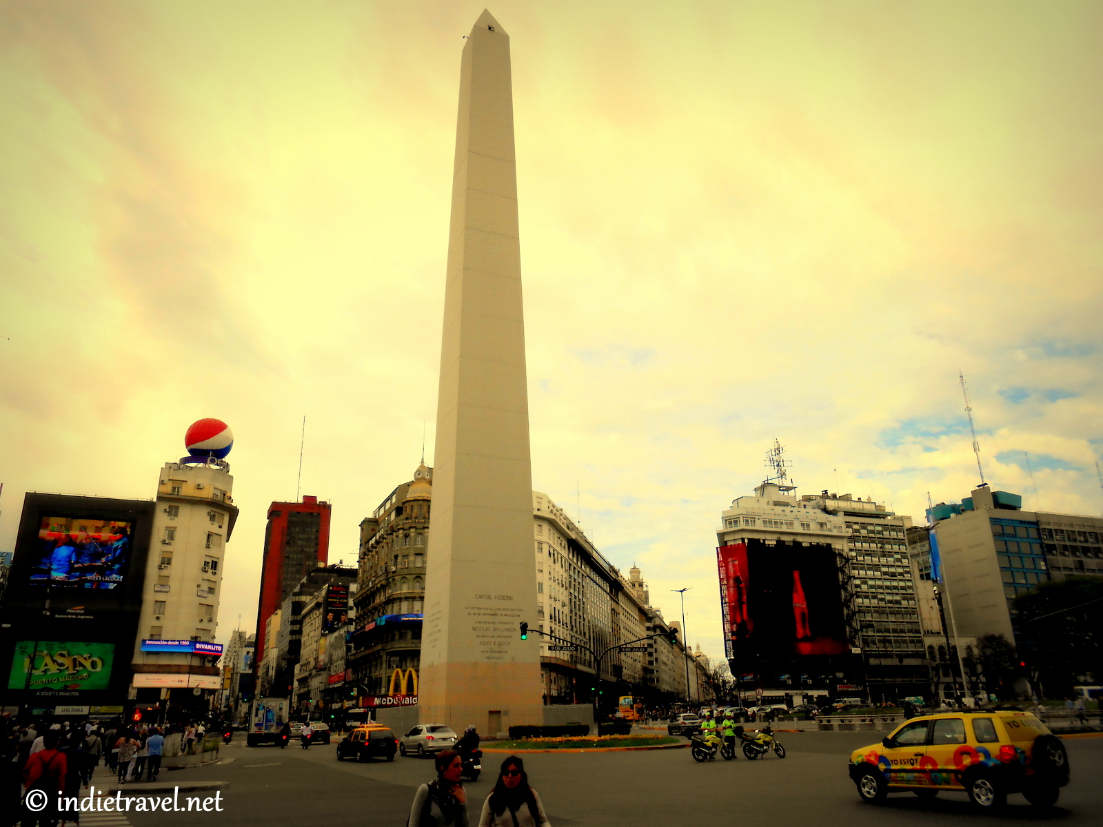 Hotel Review Microcentro Buenos Aires