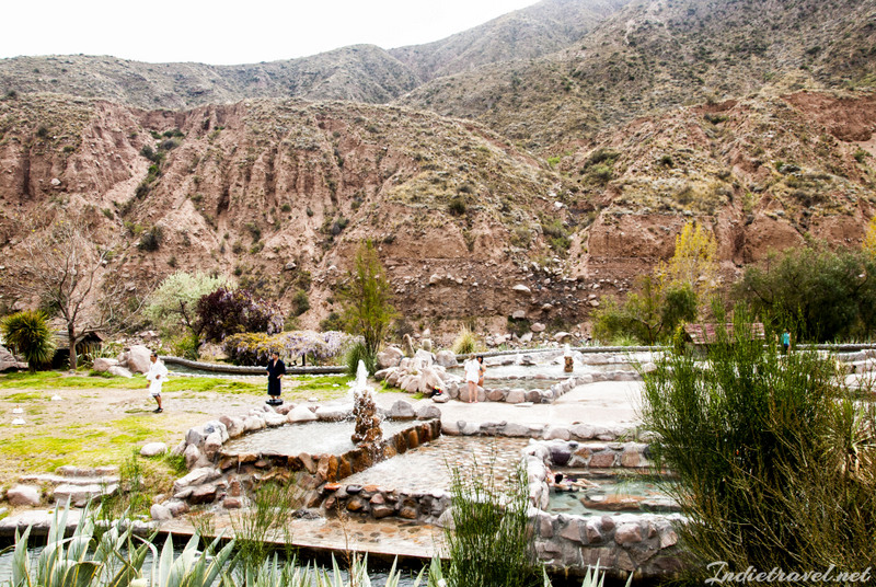 Lujan de Cuyo thermal pools