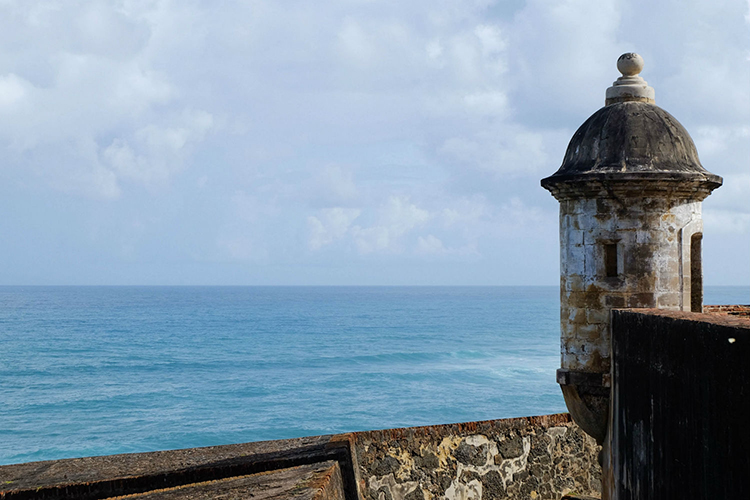 Old city wall at San Juan (Photo: Michelle Rae)