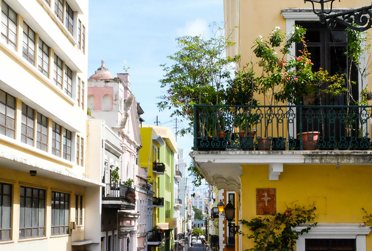 Old San Juan (Photo: Michelle Rae)