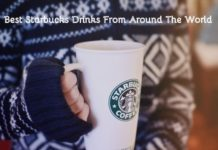 best starbucks drinks from around the world